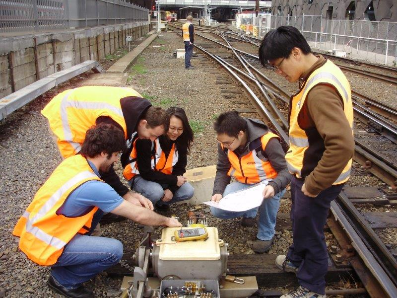 Introduction to rail signalling and graduate program