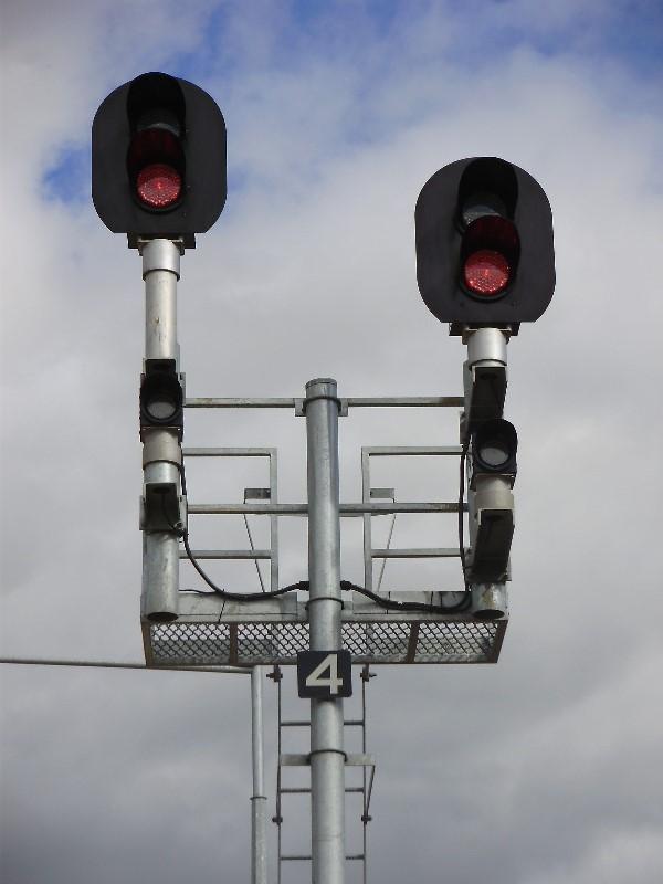 HRD rail signalling